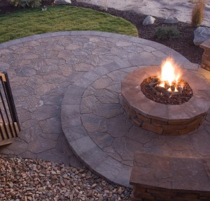 Outdoor Arts Firepit