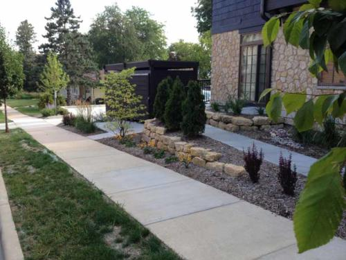 OutdoorArtsLandscape regentstplantings walls 004